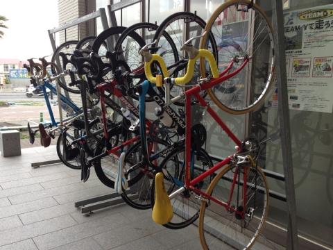 茅ヶ崎 です y s 自転 車屋 さん ...